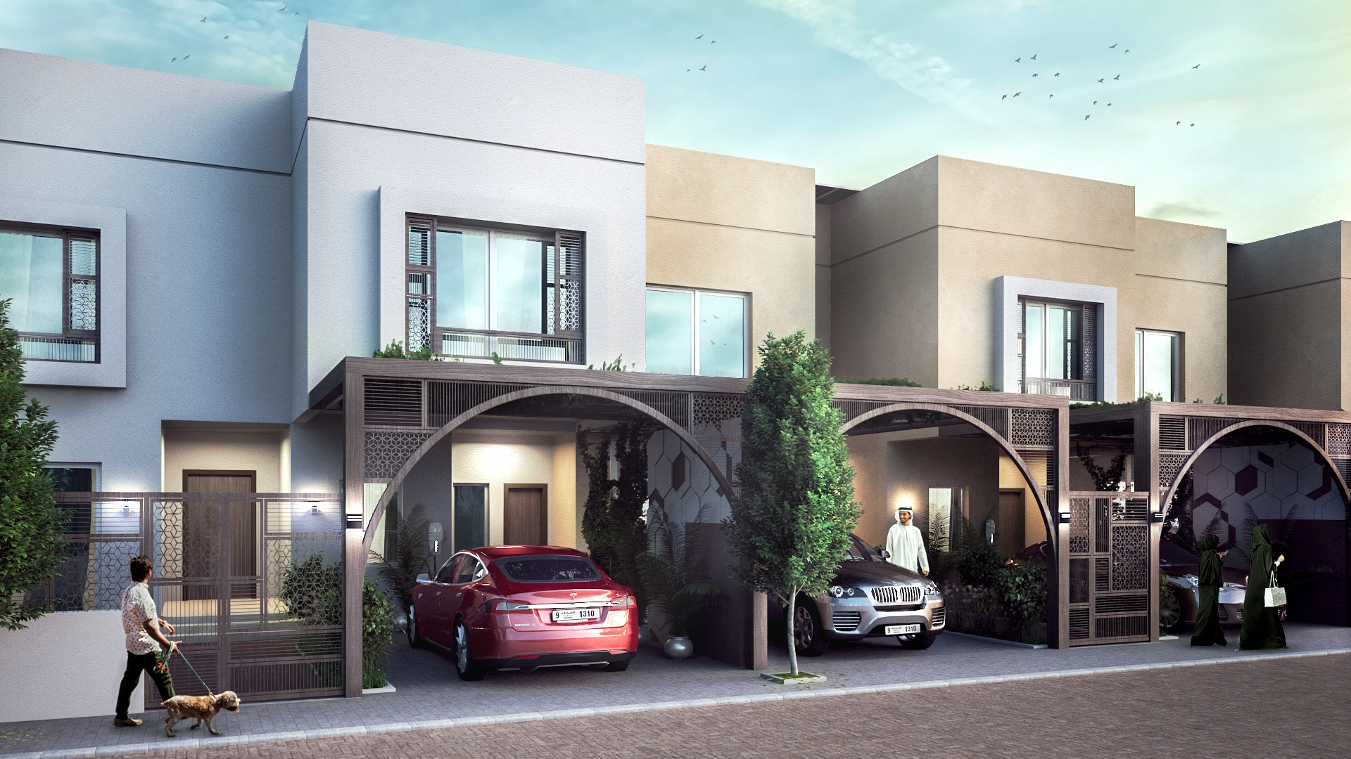 Property in Sharjah Sustainable City