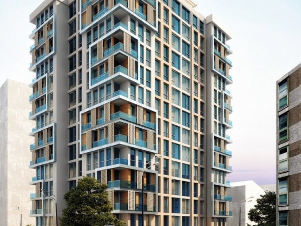 Alya Teras Apartments In Levent